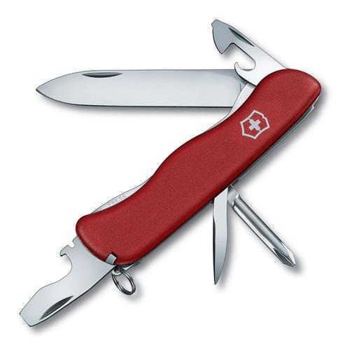 Складной нож VICTORINOX Adventurer, 11 функций, 111мм, красный