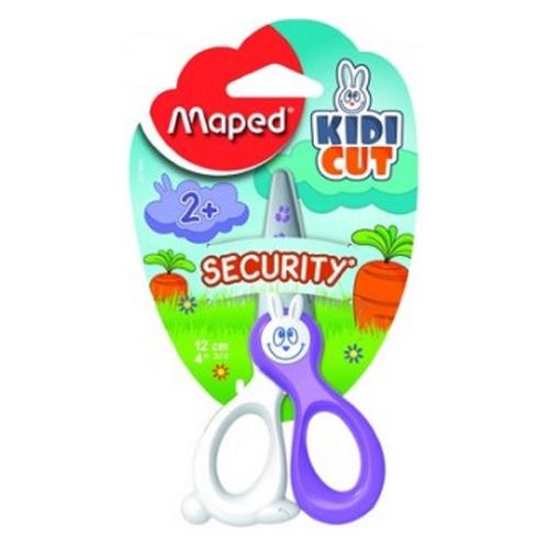 Фото - Упаковка ножниц MAPED 037800 KIDICUT детские, 120мм, блистер 12 шт./кор. упаковка ножниц maped 463010 детские 24 шт кор