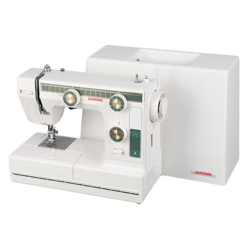 Швейная машина JANOME L-394 белый швейная машина janome l 394
