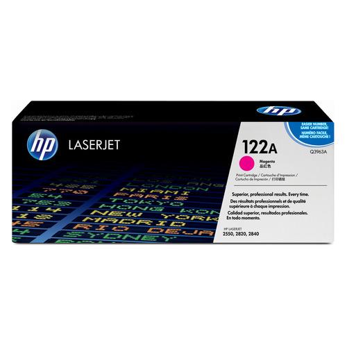 Картридж HP Q3963A, пурпурный тонер картридж hp q3963a