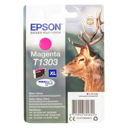 Картридж EPSON T1303, пурпурный [c13t13034012] все цены