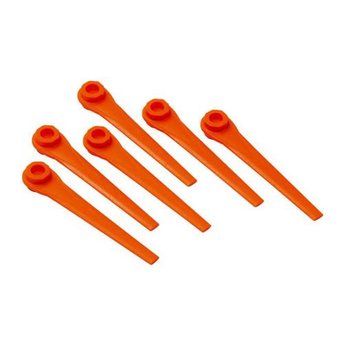 Сменный нож для садовых триммеров GARDENA 05368-20.000.00 кронштейн gardena для садовых инструментов 03501 20 000 00