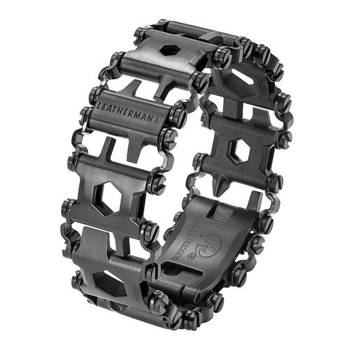 Браслет мультитул Leatherman Tread Metric (832324) черный подар.коробка