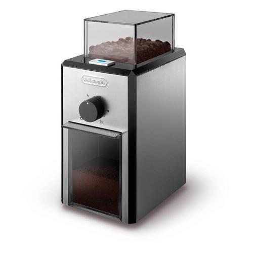 Кофемолка DELONGHI KG 89, серебристый [0177111026]
