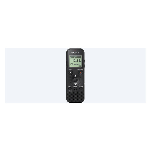 Диктофон SONY ICD-PX370 4 Gb, черный [icdpx370.ce7] цена 2017