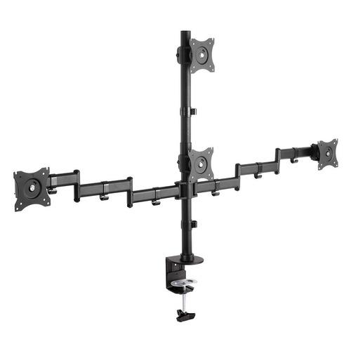 Кронштейн для мониторов Arm Media LCD-T16 черный 15