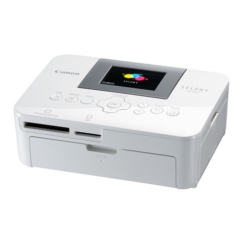 Фото - Компактный фотопринтер CANON Selphy CP1000, белый [0011c002] canon selphy cp1300 черный