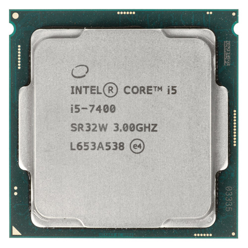 цена на Процессор INTEL Core i5 7400, LGA 1151, OEM