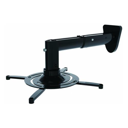 Фото - Кронштейн для проектора Cactus CS-VM-PR05B-BK черный макс.10кг настенный и потолочный поворот и накл кронштейн