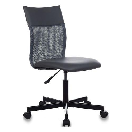 Кресло БЮРОКРАТ CH-1399, на колесиках, искусственная кожа, серый [ch-1399/grey] кресло бюрократ ch 1399 на колесиках искусственная кожа серый [ch 1399 grey]
