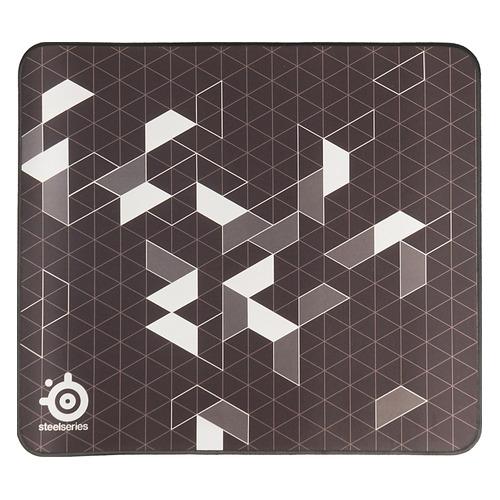 Коврик для мыши STEELSERIES Limited QcK+ черный/рисунок [63700], микрофибра  - купить со скидкой