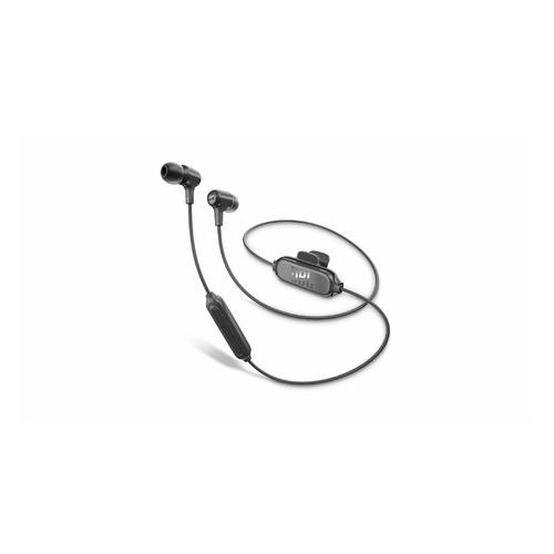 цена на Наушники с микрофоном JBL E25BT, Bluetooth, вкладыши, черный [jble25btblk]