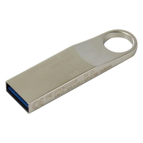 """Фото - Флешка USB KINGSTON DataTraveler SE9 32Гб, USB3.0, серебристый [dtse9g2/32gb] дмитрий быков лекция открытый урок – """"отцы и дети"""" и с тургенев"""