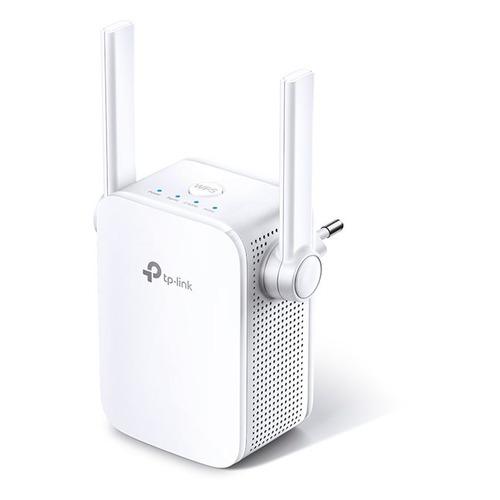 цена на Повторитель беспроводного сигнала TP-LINK RE305, белый