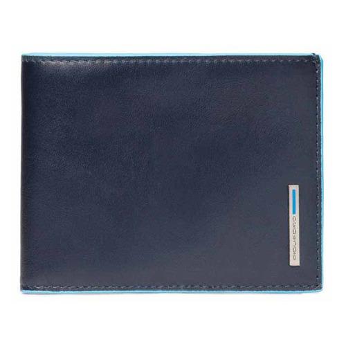 Кошелек мужской Piquadro Blue Square PU257B2R/BLU2 синий натур.кожа рюкзак мужской vibe outca1813vi blu2