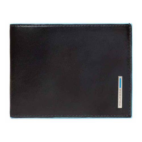 Кошелек мужской Piquadro Blue Square PU257B2R/N черный натур.кожа цена