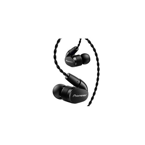 лучшая цена Наушники PIONEER SE-CH5T, 3.5 мм, вкладыши, черный [se-ch5t-k]