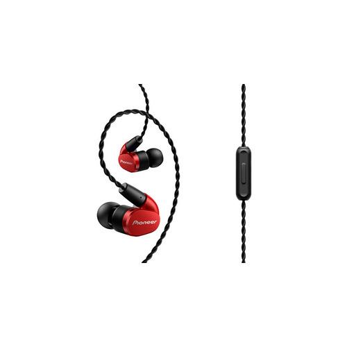 лучшая цена Наушники PIONEER SE-CH5T, 3.5 мм, вкладыши, красный [se-ch5t-r]