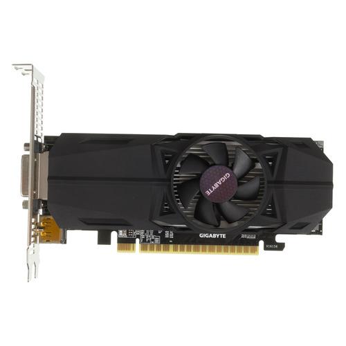 цена на Видеокарта GIGABYTE nVidia GeForce GTX 1050TI , GV-N105TOC-4GL, 4Гб, GDDR5, Low Profile, OC, Ret
