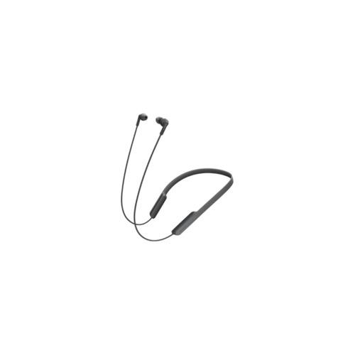 Гарнитура SONY MDR-XB70BT, Bluetooth, вкладыши, черный [mdrxb70btb.e]