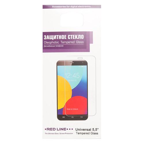 Защитное стекло для экрана REDLINE для смартфонов 5.5