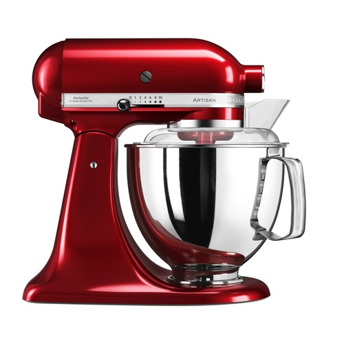 Кухонная машина KITCHENAID Artisan 5KSM175PS, карамельное яблоко [5ksm175pseca]