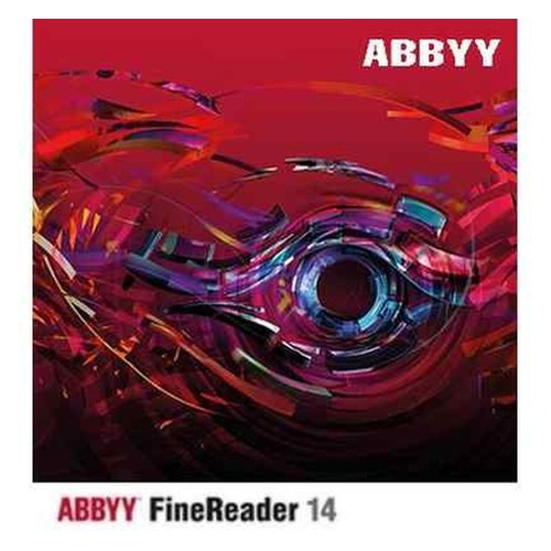 Программное обеспечение ABBYY FineReader 14 Standard Full [af14-1s1b01-102]