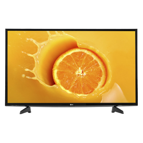 Фото - LED телевизор LG 43LJ510V FULL HD телевизор