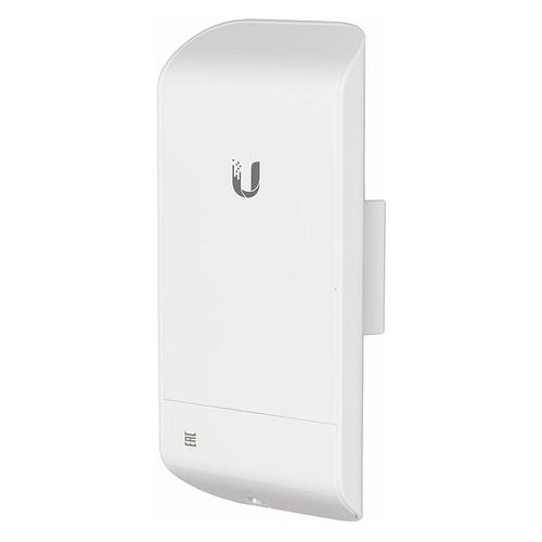 Фото - Точка доступа UBIQUITI ISP LOCOM2(EU), белый точка доступа ubiquiti locom2 unifi nanostation loco m2 802 11n 150mbps 2 4ghz