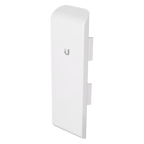 Точка доступа UBIQUITI NSM2(EU), белый точка доступа ubiquiti rocketm5 wi fi белый