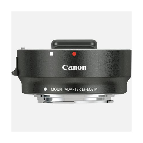 Адаптер CANON EF-EOS M, для системных камер Canon EOS M [6098b005] аксессуары для фотостудий for canon canon eos 60d 600d eos rebel t3i eos kiss x 5 for eos 60d eos 600d