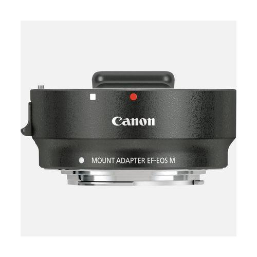 Фото - Адаптер CANON EF-EOS M, для системных камер Canon EOS M [6098b005] коляска прогулочная camarelo eos 04 коричневый бежевый eos 04