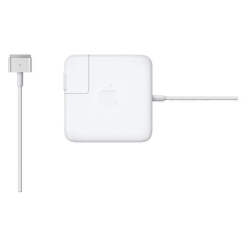 Адаптер питания APPLE MagSafe 2, 85Вт, MacBook Pro, белый apple leather sleeve для macbook pro 16 черный
