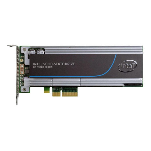 SSD накопитель INTEL DC P3700 SSDPEDMD016T401 1.6ТБ, PCI-E AIC (add-in-card), PCI-E x4, NVMe pci 1620b data acquisition card ipc 610 industrial hine 100
