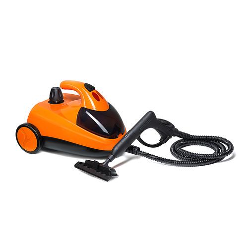 Пароочиститель KITFORT КТ-908-3, оранжевый/черный