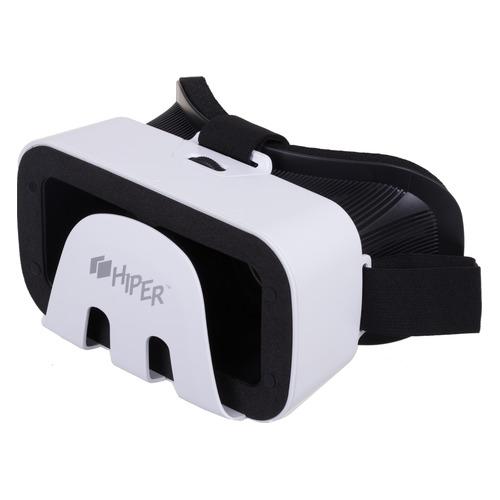 Очки виртуальной реальности HIPER VR VRR, белый цены