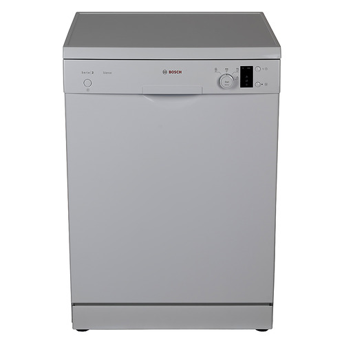 Посудомоечная машина BOSCH SMS24AW01R, полноразмерная, белая посудомоечная машина bosch sms25fw10r полноразмерная белая
