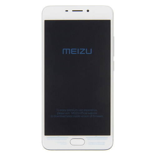 Смартфон MEIZU M5 Note 32Gb, M621H, серебристый