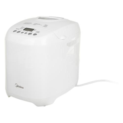 Хлебопечь MIDEA BM-210BC-W, белый хлебопечь midea bm 210bc w