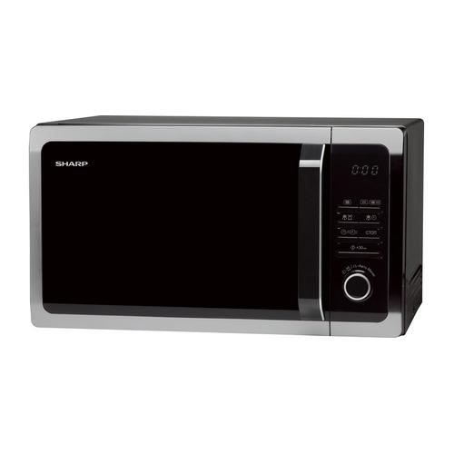Микроволновая Печь Sharp R-7852RK 25л. 900Вт черный цена