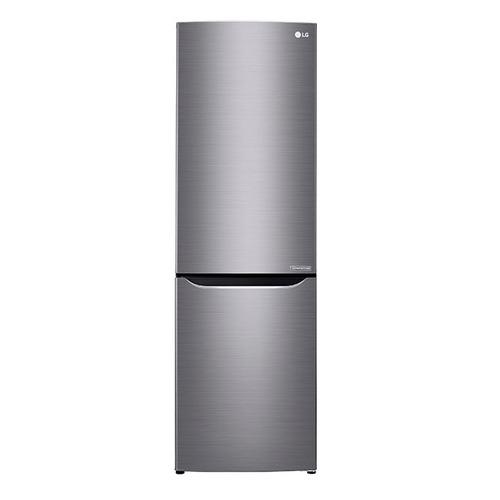 Холодильник LG GA-B429SMCZ, двухкамерный, серый цена