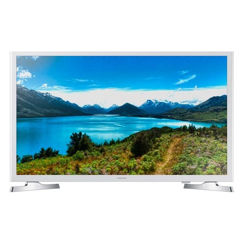 LED телевизор SAMSUNG UE32J4710AKXRU R, 32, HD READY (720p), белый ltn140at02 for samsung r425 14 0 led display laptop lcd screen matrix panel glossy 1366 768 hd lvds 40pins