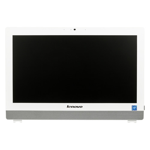 Моноблок LENOVO S200z, 19.5, Intel Celeron J3060, 4Гб, 500Гб, Intel HD Graphics 400, noOS, белый [10k1000jru] моноблок lenovo s200z intel celeron j3060 4гб 500гб intel hd graphics 400 free dos черный [10ha0011ru]