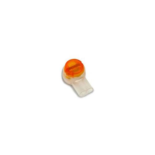 лучшая цена Соединитель Corning Scotchlok UY2 (80611326796) 26-19AWG оранжевый (упак.:100шт)