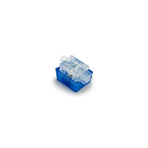 Соединитель Corning Scotchlok (UB2A-BOX) подпараллеливания жил 26-19AWG синий (упак.:100шт)