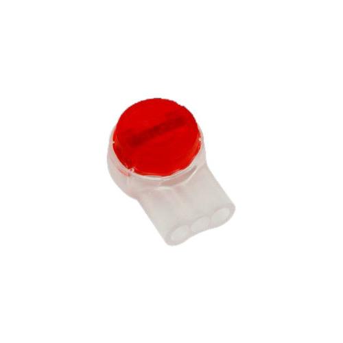 лучшая цена Соединитель Corning Scotchlok UR2 (80611327596) 26-19AWG красный (упак.:100шт)