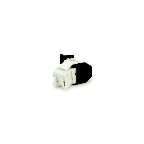 лучшая цена Модуль Corning (CAXESM-00100-C001) информ.RJ45 кат.6 UTP бел. (упак.:8шт)