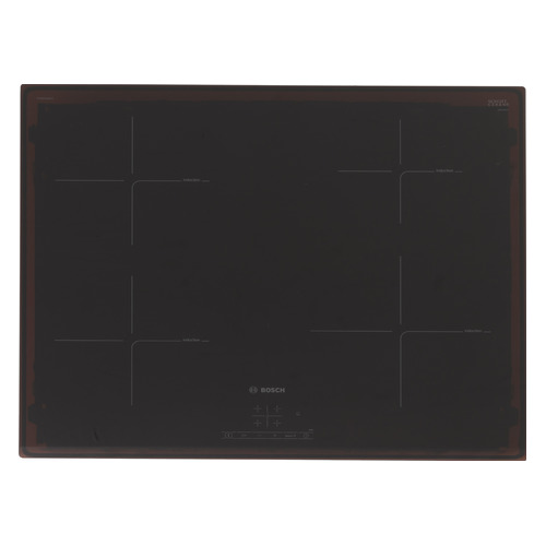 Индукционная варочная панель BOSCH PUE631BB1E, индукционная, независимая, черный цена и фото