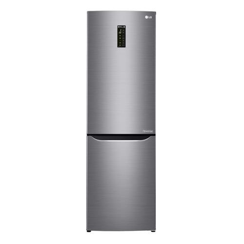 лучшая цена Холодильник LG GA-B429SMQZ, двухкамерный, серый