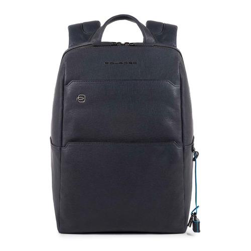 Рюкзак унисекс Piquadro Black Square CA4022B3/BLU синий натур.кожа цена